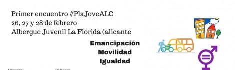 [:es]Encuentro @PlaJoveALC[:]