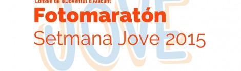 Fotomaratón Setmana Jove 2015