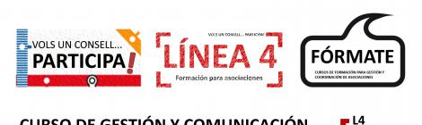 CURSO DE GESTIÓN Y COMUNICACIÓN PARA ASOCIACIONES NO LUCRATIVAS
