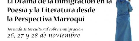 El drama de la inmigración en la Poesía y Literatura desde la perspectiva marroquíEl drama de la immigració a la Poesia i Literatura des de la perspectiva marroquina